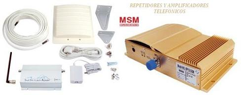 REPETIDORES GSM